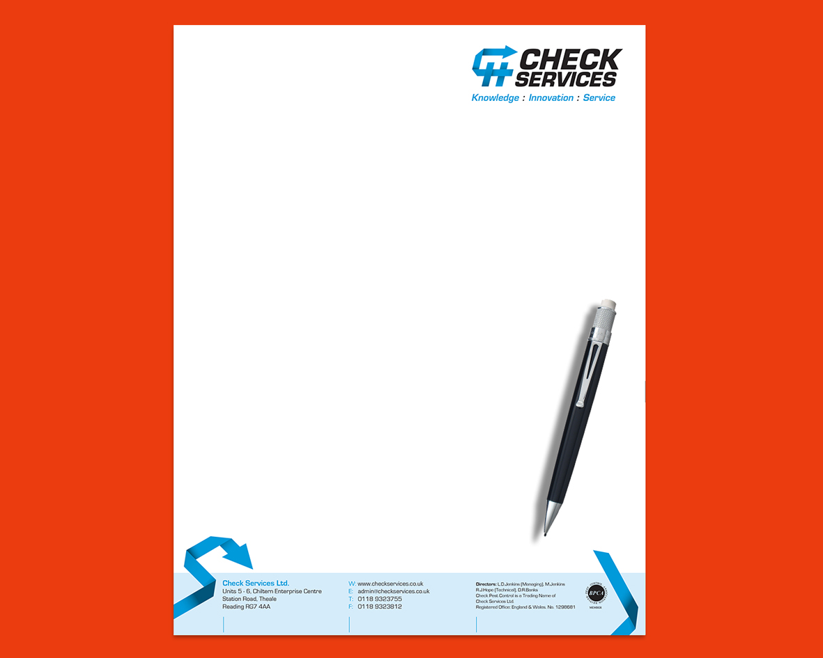 Business stationery printing and stationery design letterheads thecheapjerseys Gallery
