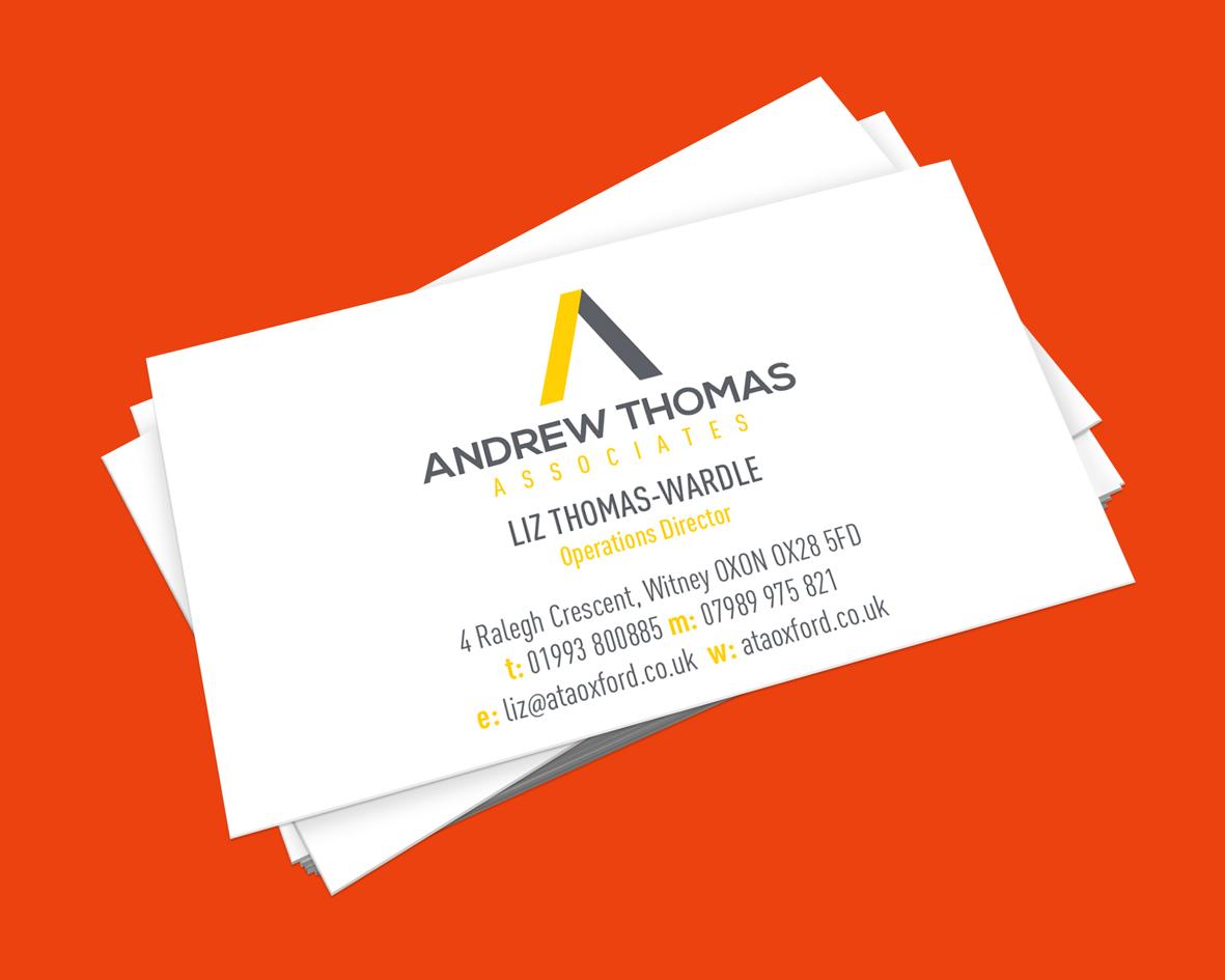 Spot UV Matt Laminated Business Cards